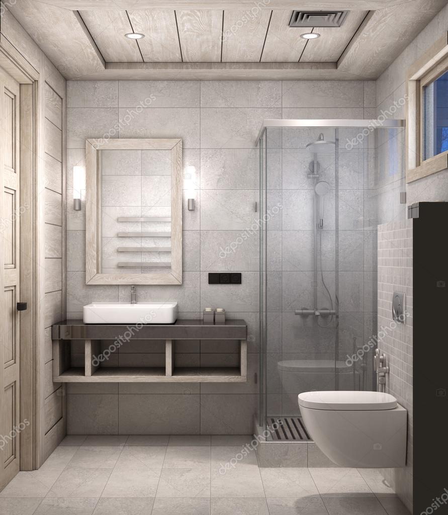 3d визуализация ванной комнаты смеситель врезной купить омск