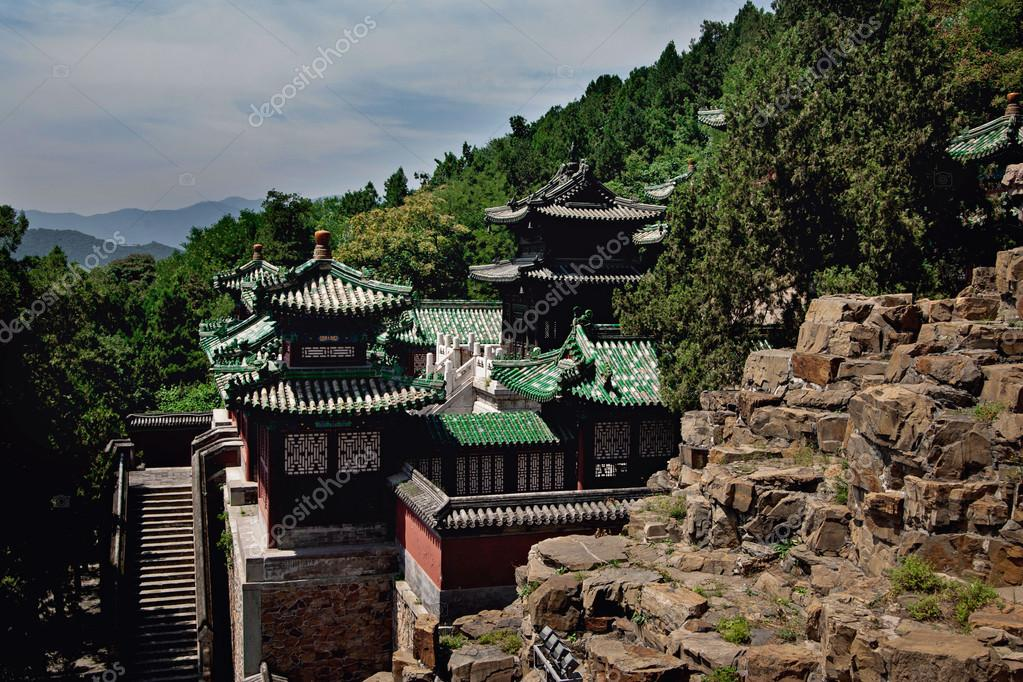 Historic Architecture of China.