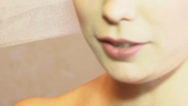 női arc, smink