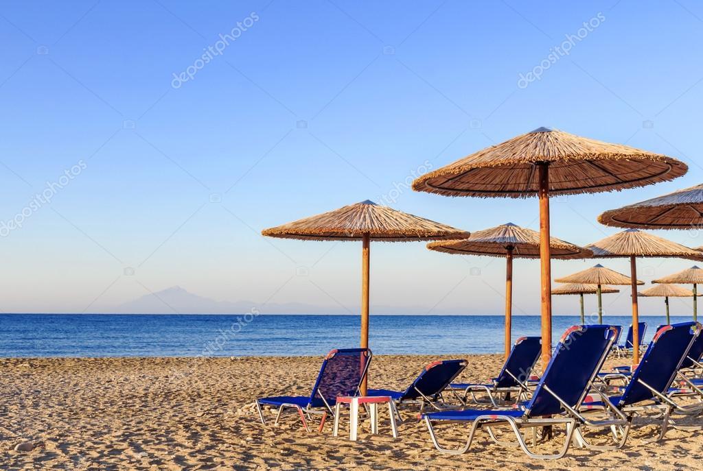 Солнце пляж красивые 6