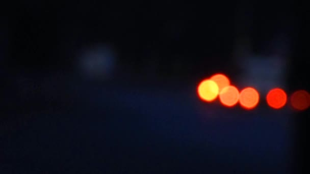 Světla zadní svítilny automobilů