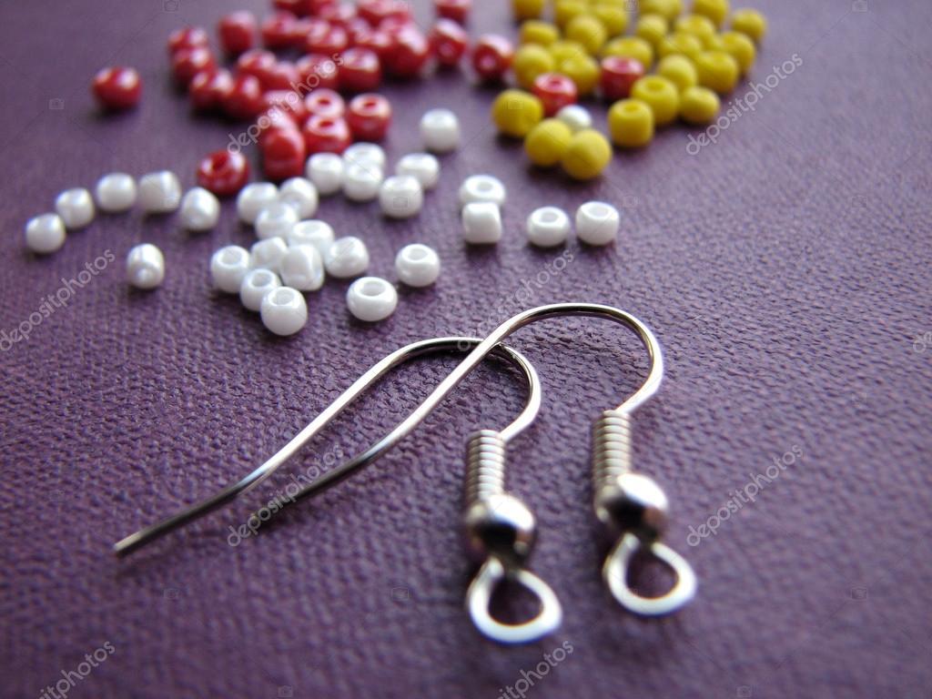 pezzi per fare orecchini