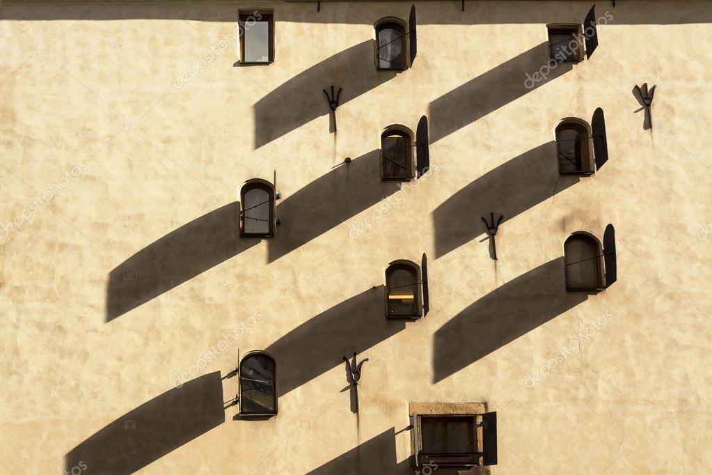 Finestra persiane in ferro delle ombre house europa stoccolma