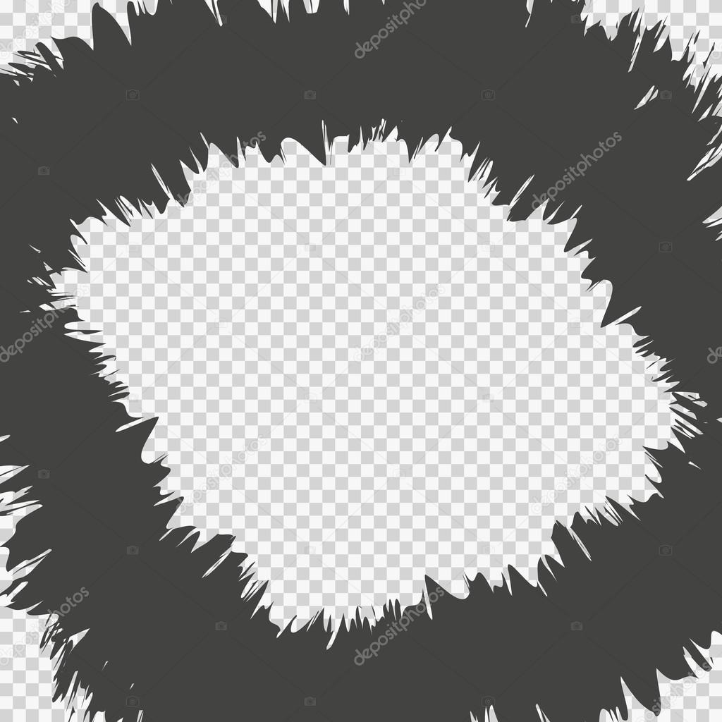 抽象的な漫画フラッシュ爆発背景。透明です — ストックベクター © igoror