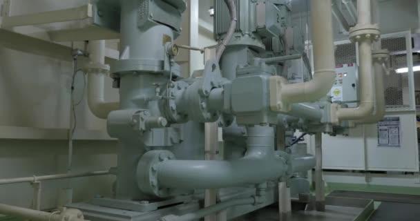 Pompe idrauliche di verricelli di ormeggio