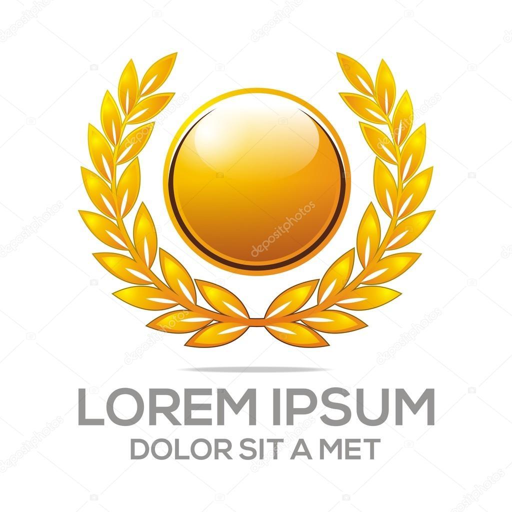 Champions League Vector: Logo Market Winner Vector Awards Icon Symbol Champion