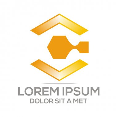 Logo Business Abstract Position Company