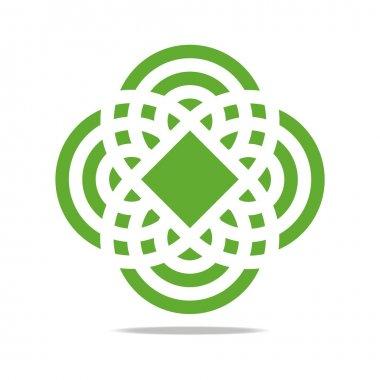 Logo Abstract Infinity Corporation
