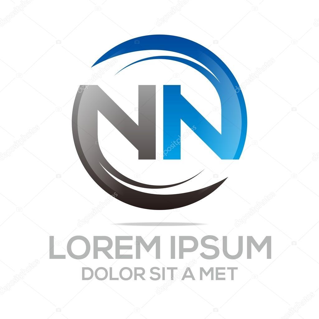 Internet Logo with N