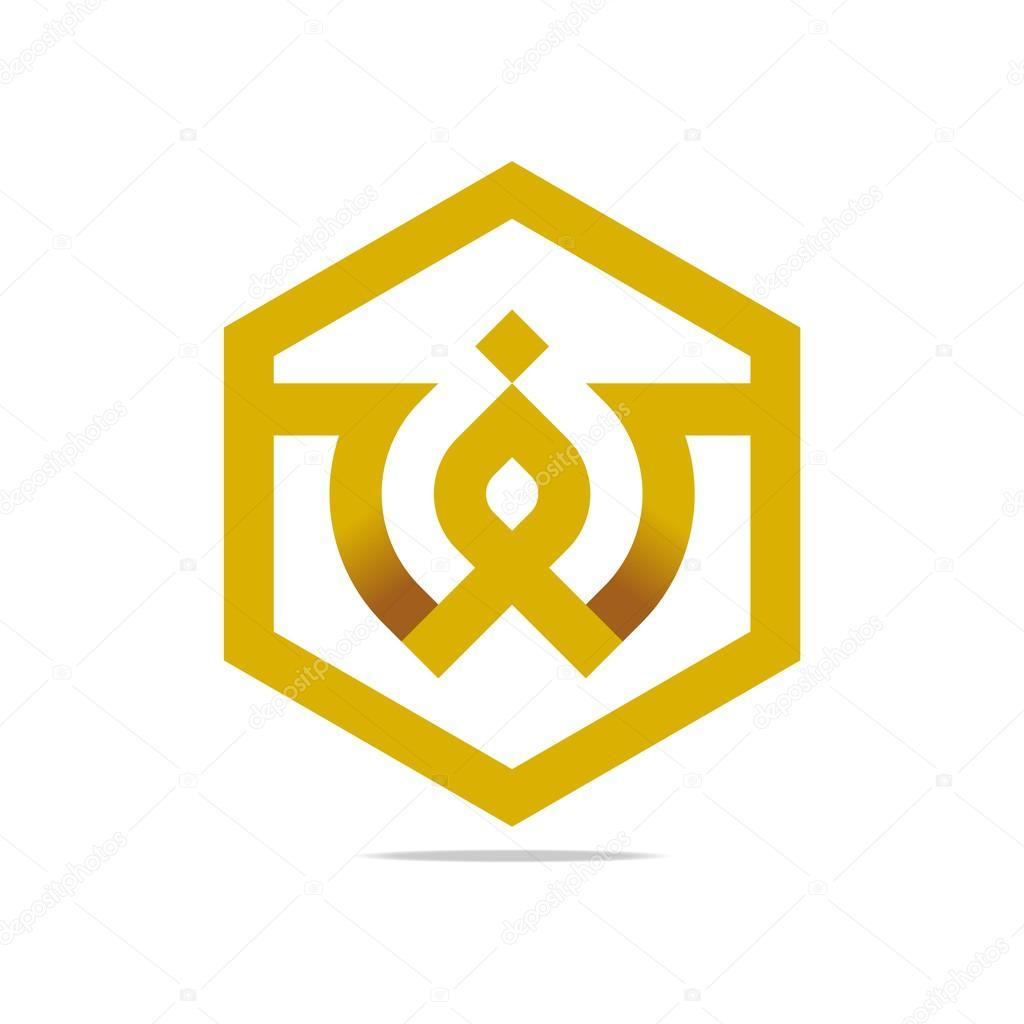 Logo design element company name bussines letter symbol icon abstract logo business element design symbol letter creative design graphic vector by acongstudio buycottarizona