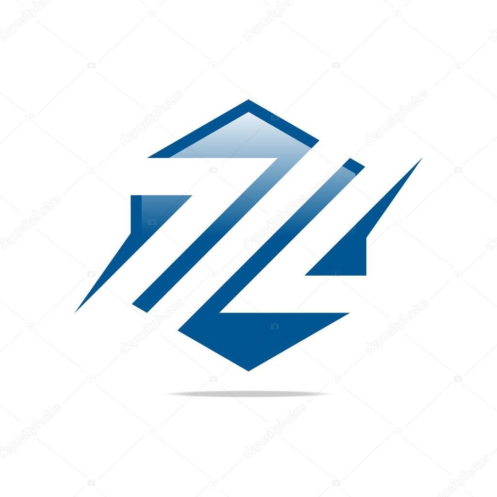 Logo company name design perfect motif cool stock vector logo symbol abstract company name slim ortagon perfect performance design vector by acongstudio buycottarizona