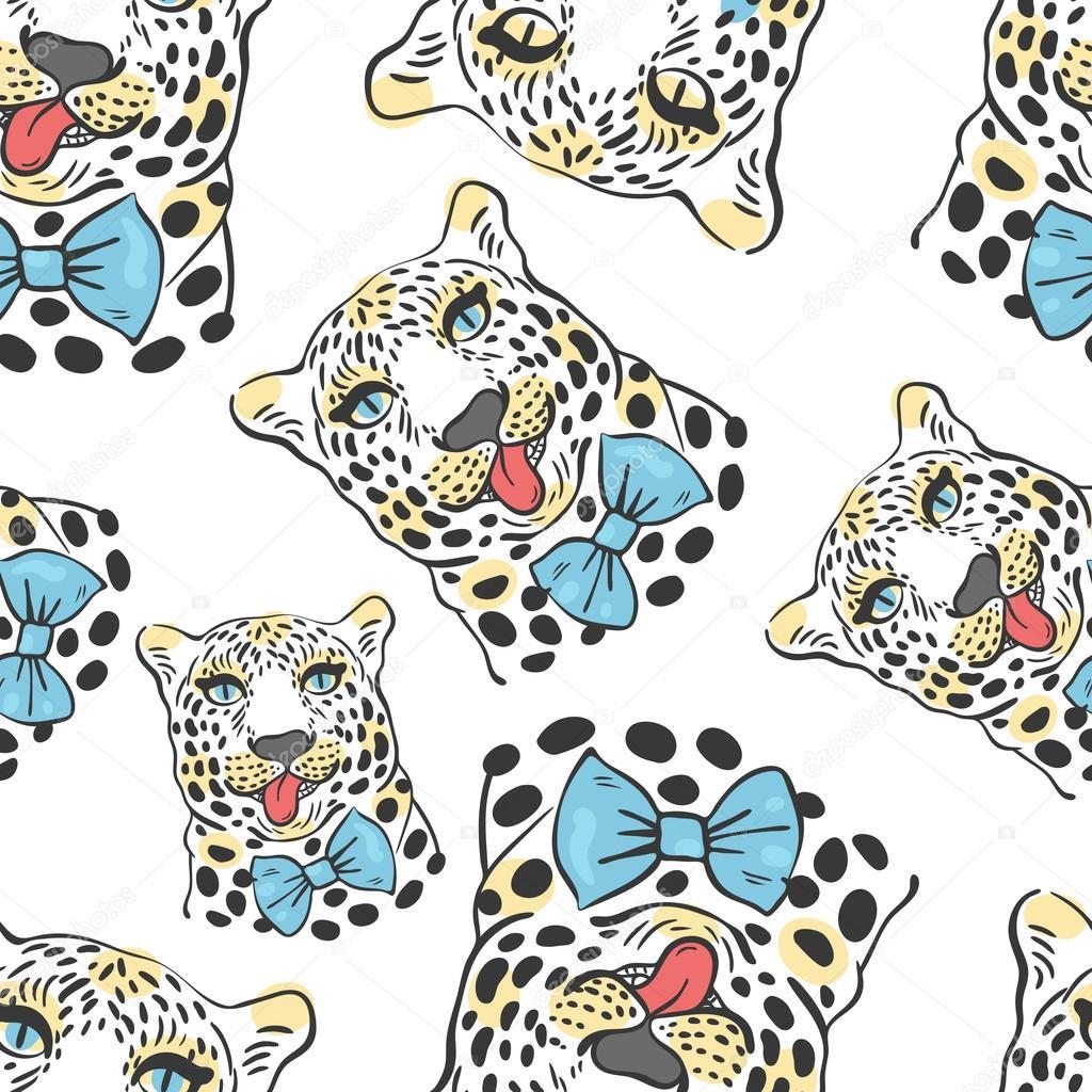 leopard pattern 01