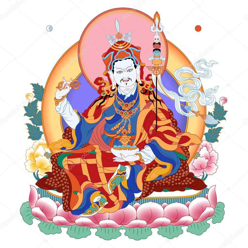 Buddha. Tibetan Buddhism