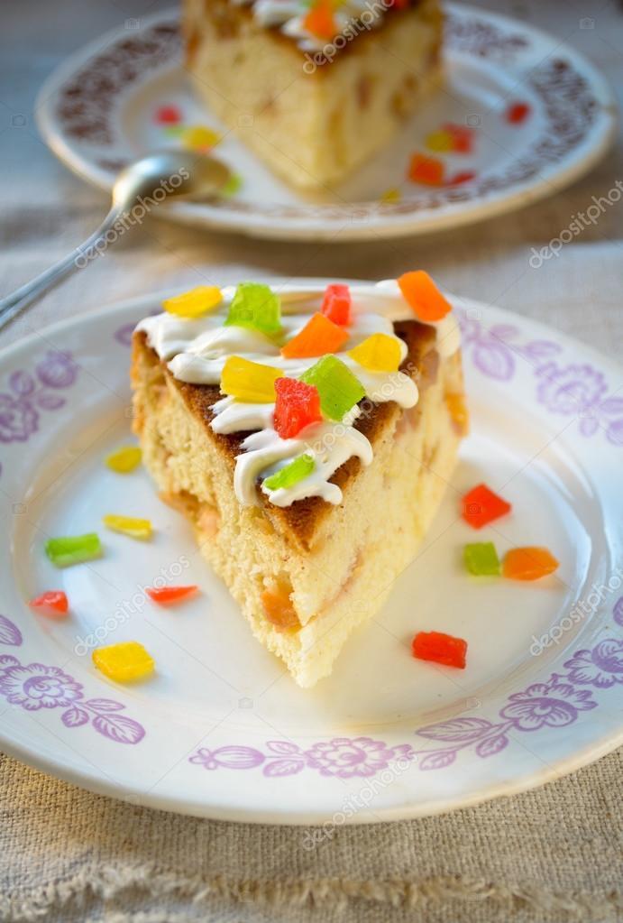 цукаты как украшение на торт фото центре