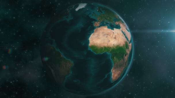 zoom země na Středním východě