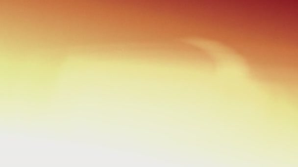 Orange film frame