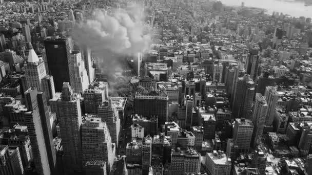 A város gombafelhő