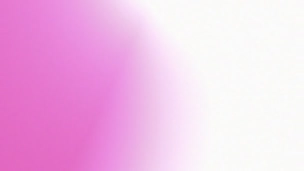 Pink and violet film burn