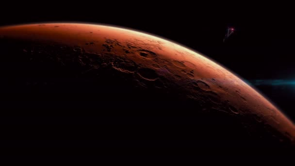manned military mission to mars.