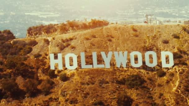 Hollywood Sign repülőgépek lövés