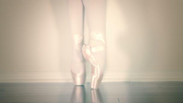 Nohy baletka