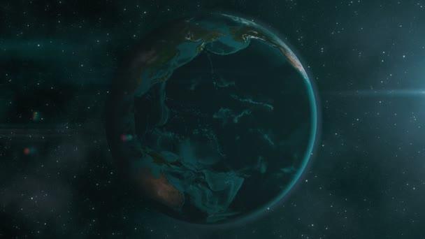 Earth zoom do velkých jezer