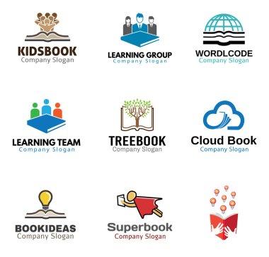 Book Object Symbol Design