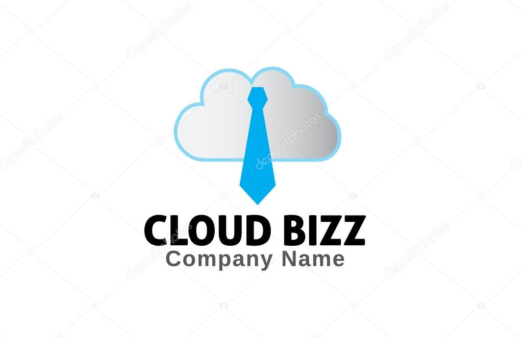 Cloud Bizz  Design Illustration