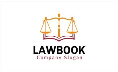 Law Book Illustration Design