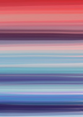 Colorful, textured, seamless stripe pattern