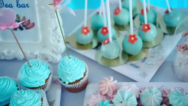 Candy Bar, Wedding Decorations.