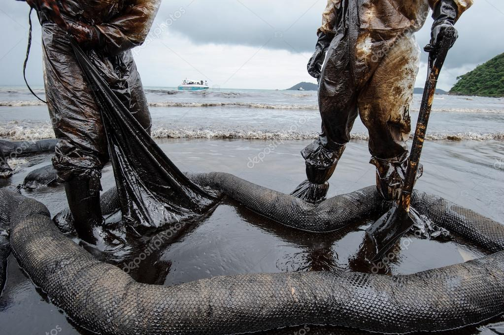 5 environmental consequences of oil spills thoughtco - HD4256×2832