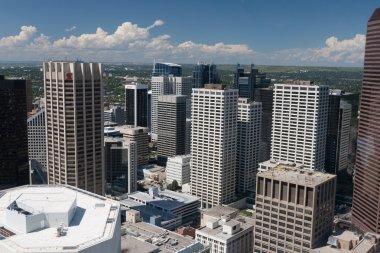 Calgary Skyline  -  Stock Image