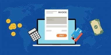 online digital invoices