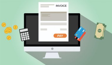 online invoices payment