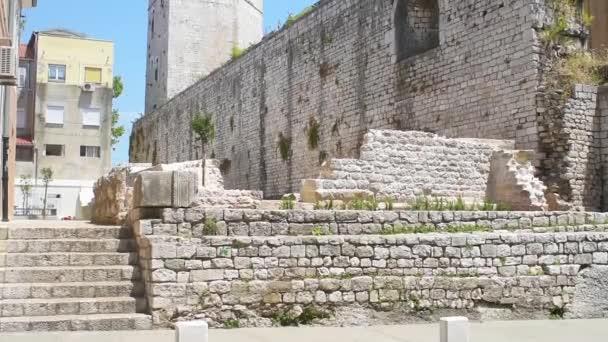 Tha kapitán věž v Zadaru, Chorvatsko