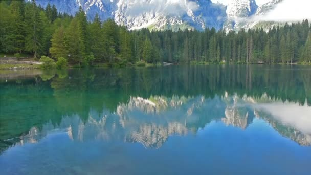 Jezera Fusine, Friuli, Itálie