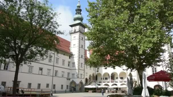 Landhaus v Klagenfurtu, Korutany, Rakousko