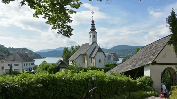 výhled na kostel Maria Worth