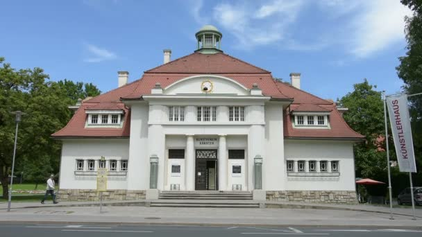 2. srpna 2016, Kunstverein Karnten galerie v Klagenfurtu