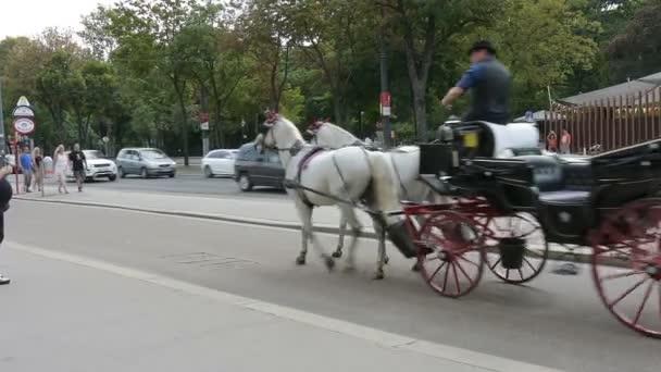Kocsikázás a gyűrű, Bécs, Ausztria