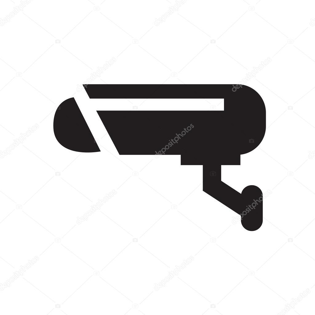 Circuito Cerrado : Cámara de circuito cerrado u archivo imágenes vectoriales icon