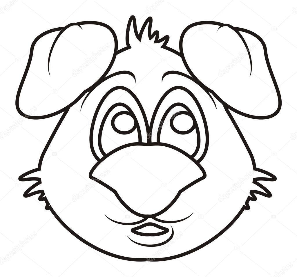 Disegni Da Colorare Di Dolci Cuccioli Cani