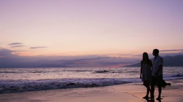 Honeymoon Silhouette