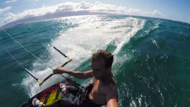 POV Kiteboarding