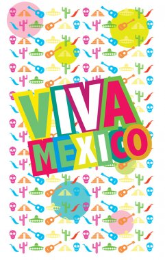 Viva Mexico, raster