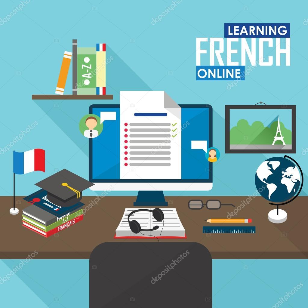 Онлайн курс изучения французского языка словакия канада хоккей