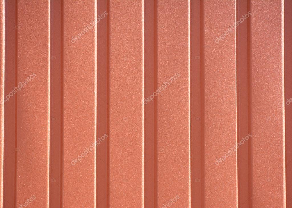 Sfondo di lamiera. costruzione e materiali da costruzione tetto in