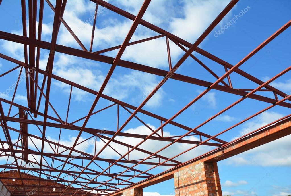 Cerchas de acero construcci n de techos construcci n de - Acero construction ...