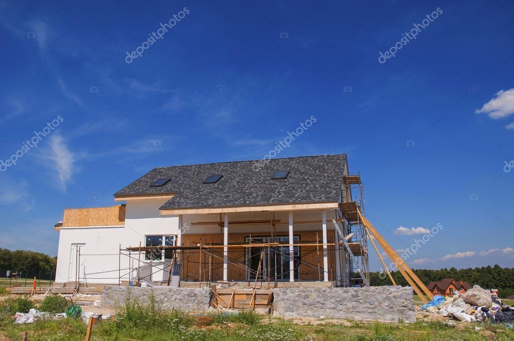 Colori Per Esterni Casa Nuova Costruzione : Nuova costruzione casa accogliente costruzione esterno